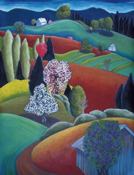 Lilac Farm